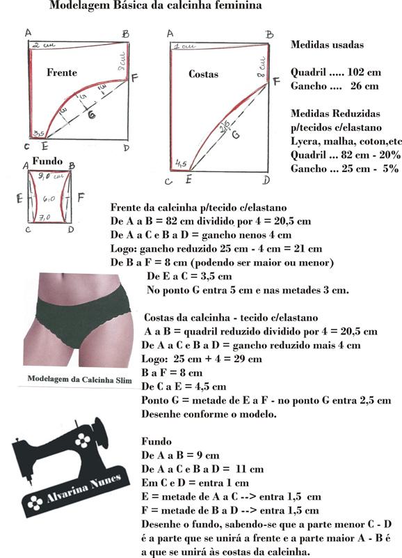 Costura e Modelagem 3a66647fb02