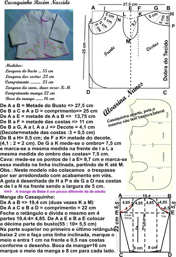 65593d3fc9 Sutiã Top Cropped de Renda                                                    Casaquinho de Bebe