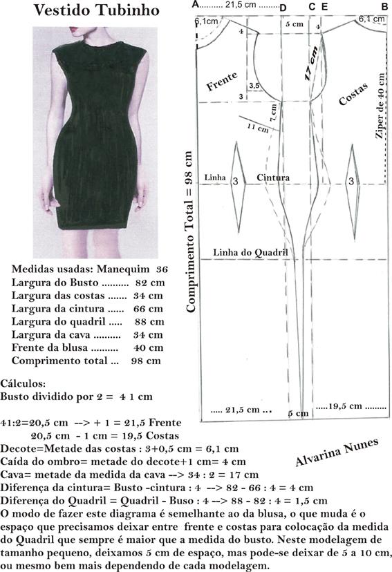 Preferência Costura e Modelagem OZ55